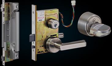 ゴール・GOAL、グランブイの錠前は電気錠にも対応しています。俺の合鍵